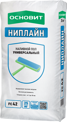 Наливной пол основит т-42 25 кг полиуретановый формовочный компаунд